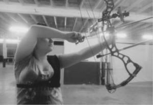 kinesiotaping tiro con arco