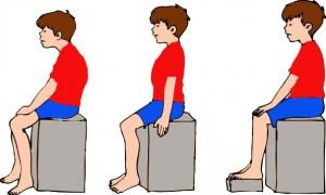 Imagen para el kinesiotaping en el control de la postura